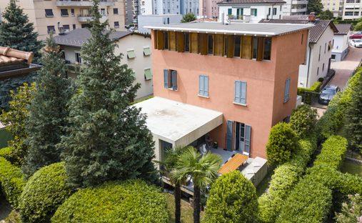 House in Viganello, Ticino, Switzerland