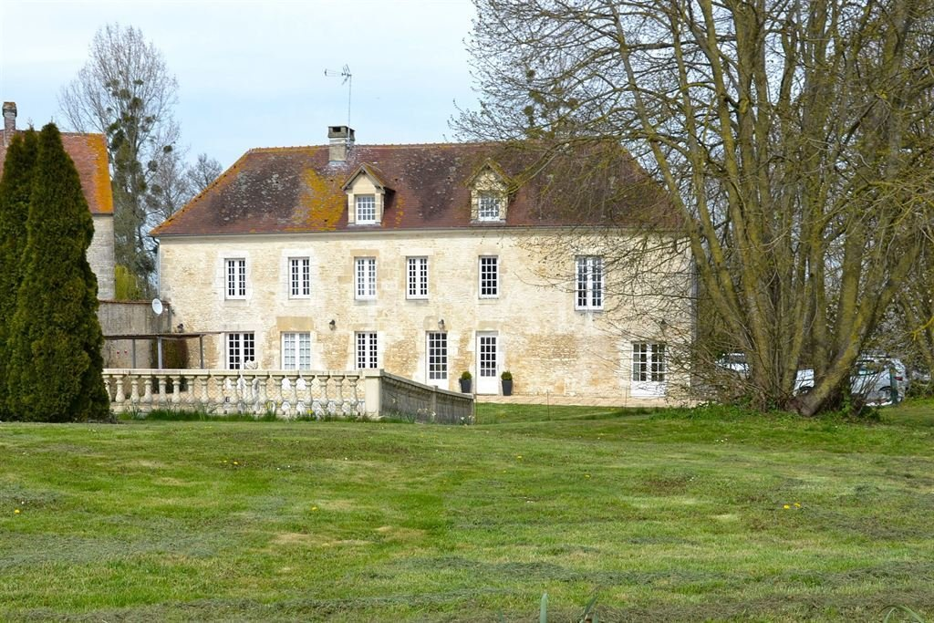 House in Argentan, Normandy, France 1