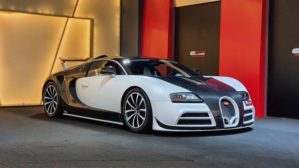 2006 Bugatti Veyron In Business Bay Dubai United Arab Emirates For Sale 10482278