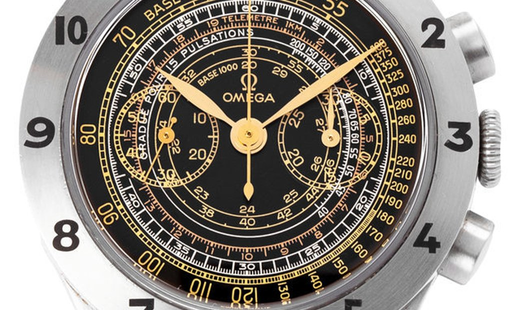 Omega Museum Collection 5702.50.02, Arabic Numerals, 2005, Very Good, Case material Ste