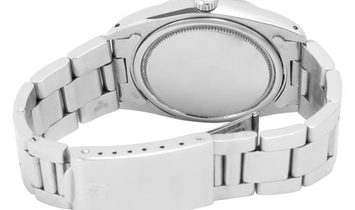 Rolex Oyster Precision 6694, Baton, 1965, Good, Case material Steel, Bracelet material: