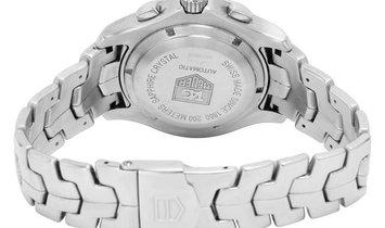 TAG Heuer Link CJF2111.BA0576, Baton, 2008, Very Good, Case material Steel, Bracelet ma