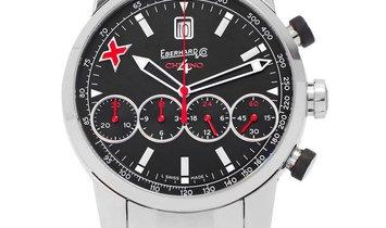 Eberhard & Co. Chrono 4 31054, Baton, 2012, Good, Case material Steel, Bracelet materia