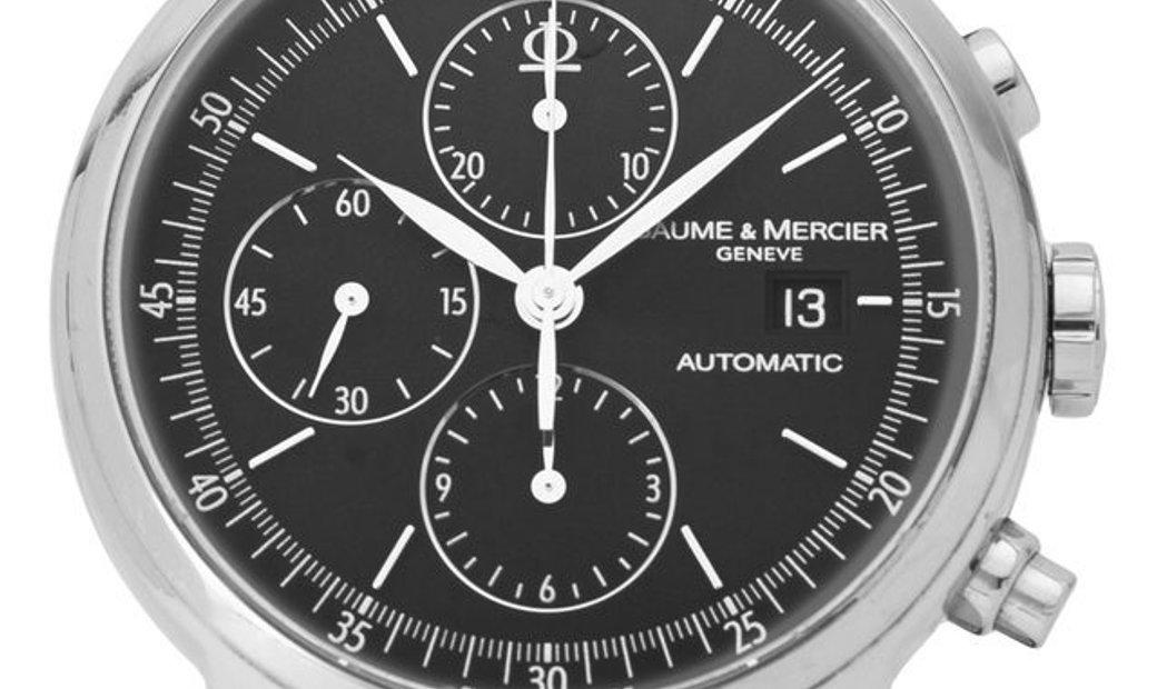 Baume et Mercier Classima 65533, Baton, 2010, Good, Case material Steel, Bracelet mater