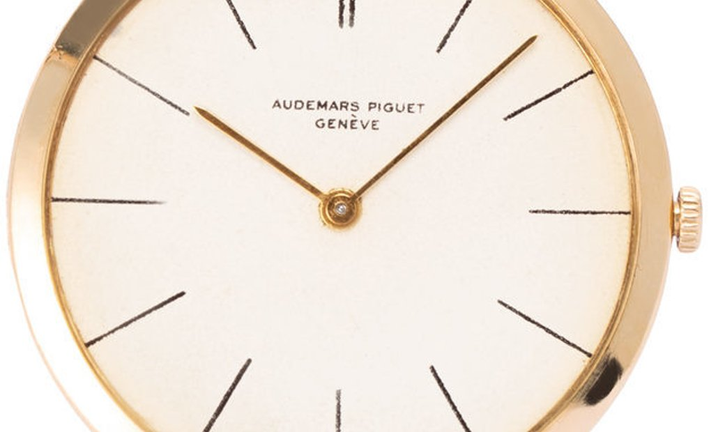 Audemars Piguet Vintage Cal. R111A , Baton, 1965, Used, Case material Yellow Gold, Brac