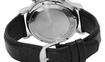 IWC Portofino Chronograph IW391002, Baton, 2013, Very Good, Case material Steel, Bracel