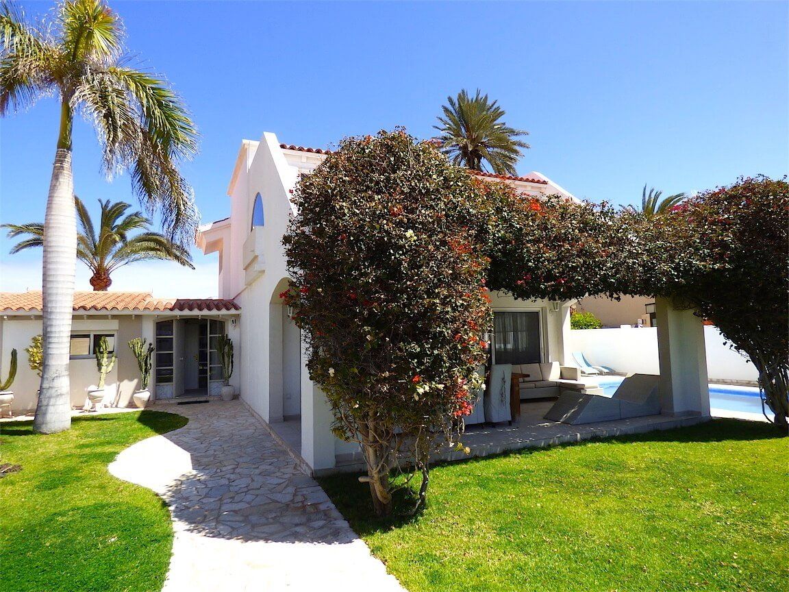 House in La Oliva, Canary Islands, Spain 1