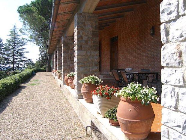 Farm Ranch in Gaiole in Chianti, Tuscany, Italy 1