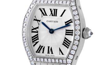 Cartier Cartier Tortue Womens Manual Wind Watch WA501011
