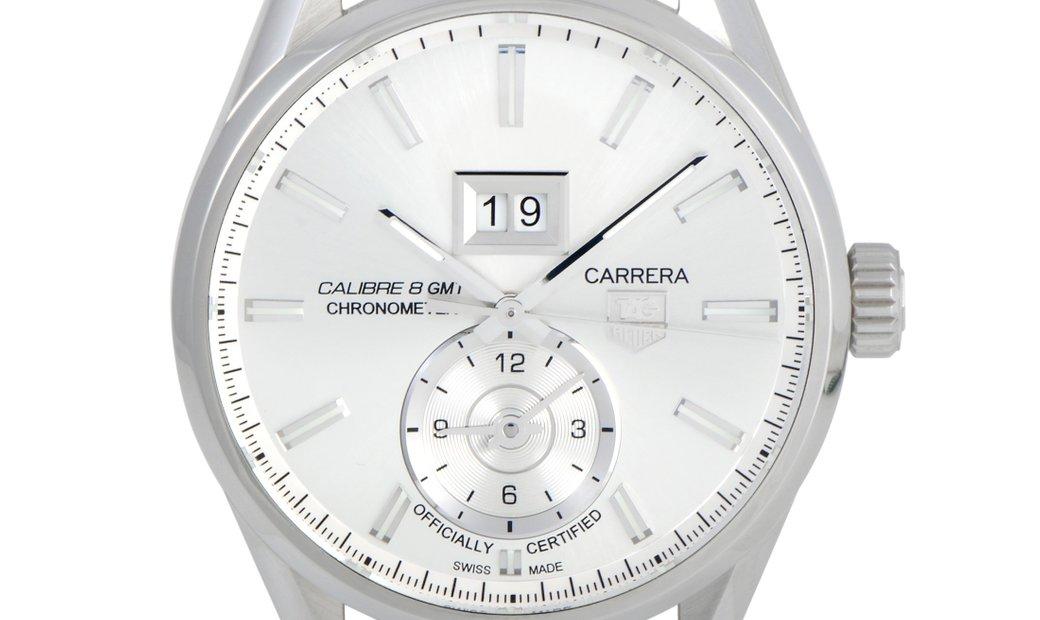 Tag Heuer Tag Heuer Carrera Calibre 8 Watch WAR5011.FC6291