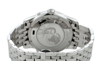 Oris Oris Greenwich Mean Time Limited Edition Watch 01 6907690 4081-07 8 22 77