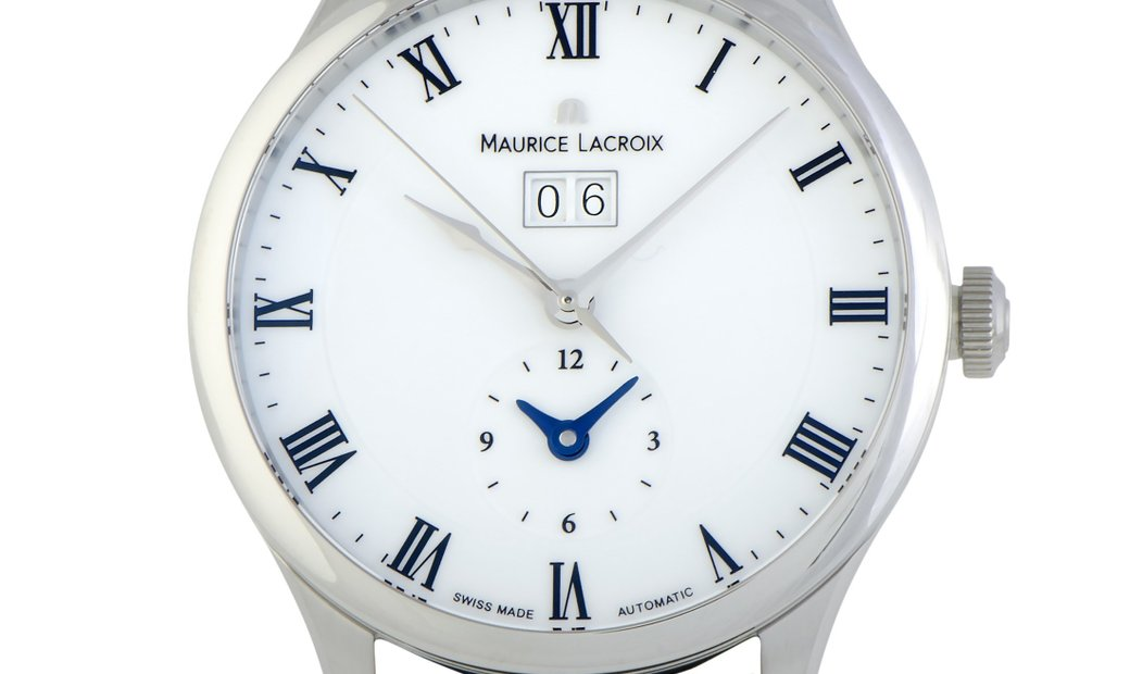 Maurice Lacroix Maurice Lacroix Masterpiece MP6707-SS001-112-1