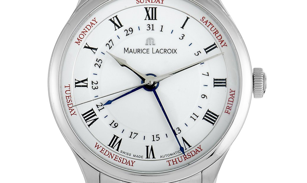 Maurice Lacroix Maurice Lacroix Masterpiece Watch MP6507-SS002-112-1