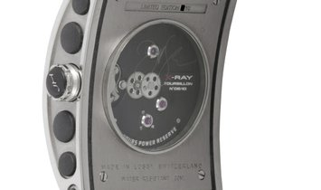 Non Branded Jorg Hysek Limited Edition Tourbillon Watch