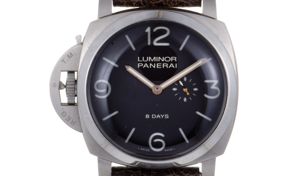 Officine Panerai Officine Panerai Luminor 1950 Left Hand PAM 00368