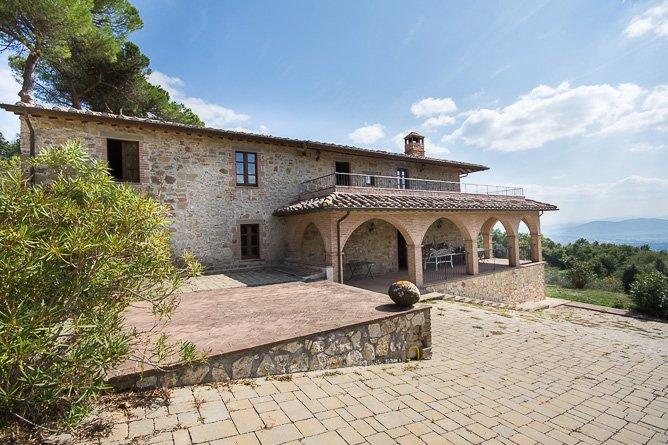 Farm Ranch in Passignano sul Trasimeno, Umbria, Italy 1 - 10702702