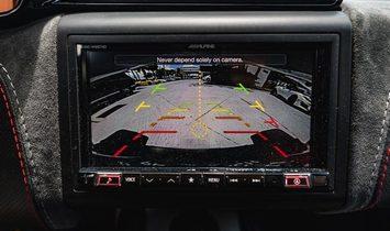 6-SPEED AUTO TRANSMISSION NAVIGATION REAR VIEW CAMERA