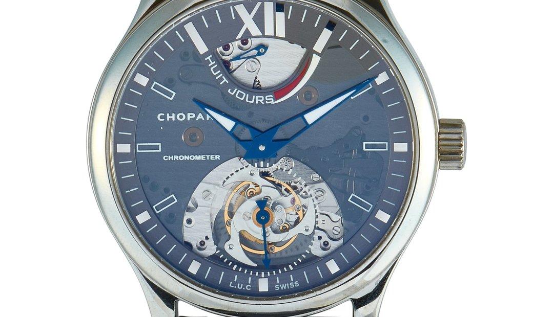 Chopard Chopard L.U.C Tourbillon SL Watch 168502-3001