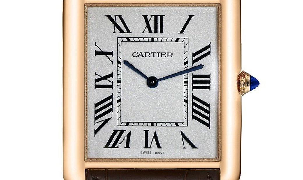 Cartier Cartier Tank Louis De Cartier Extra-Flat Watch W1560017