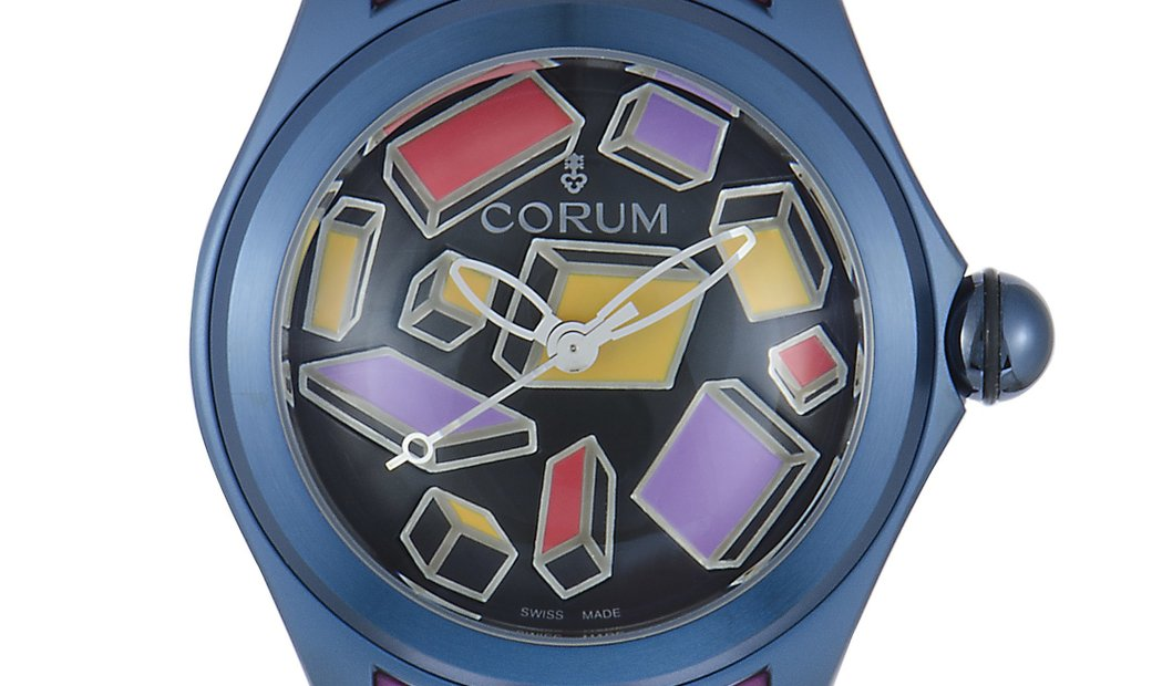 Corum Corum Bubble 47 Steve Aoki Watch L082/03214 - 082.312.98/0390 SA01
