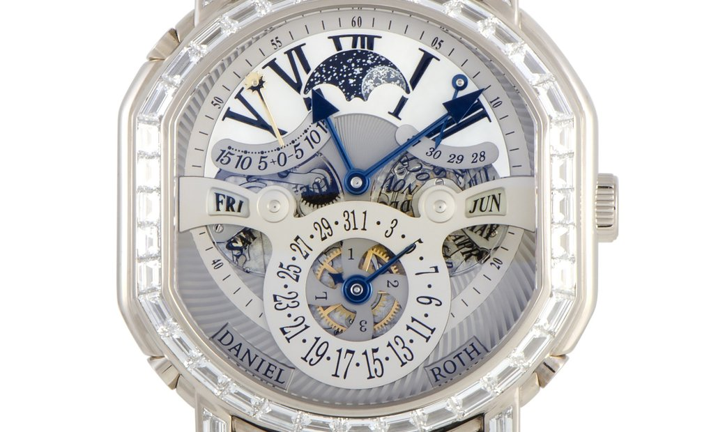 Non Branded Daniel Roth Piece Unique Watch
