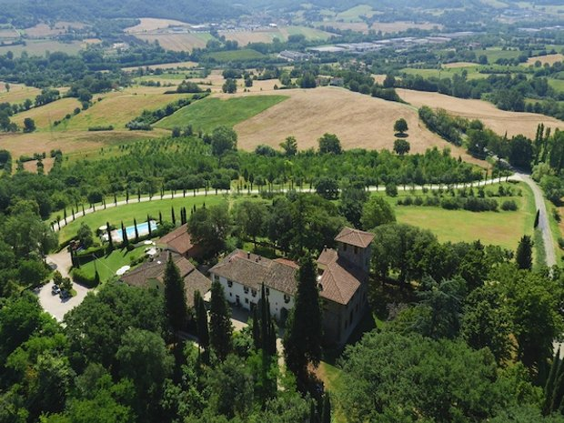 Farm Ranch in Tuscany, Italy 1