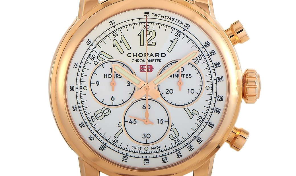 Chopard Chopard Mille Miglia Classic Racing XL 90th Anniversary Limited Edition Watch 161299-5001