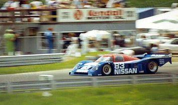 1990 Nissan NPT-90