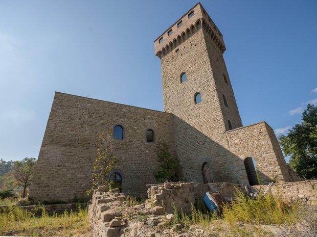 Farm Ranch in Passignano sul Trasimeno, Umbria, Italy 1
