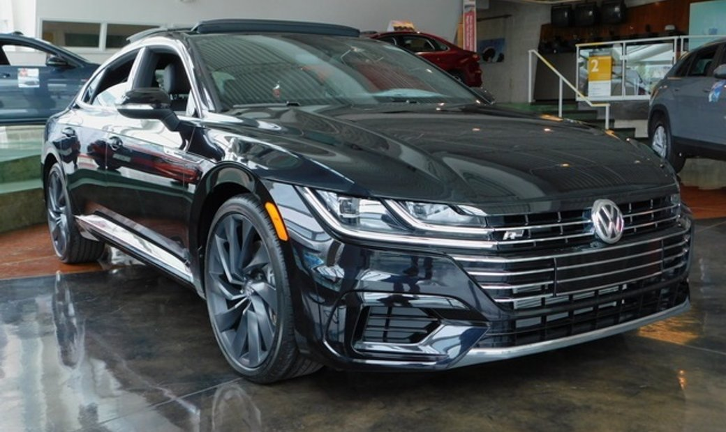 2020 Vw Arteon In Dublin Oh United States For Sale 10937919