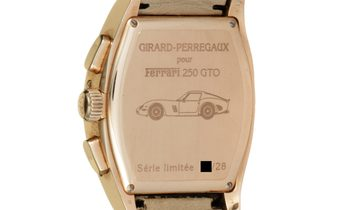 Girard Perregaux Girard Perregaux Richeville pour Ferrari 250 GTO Perpetual 90215.52.611.BA6A