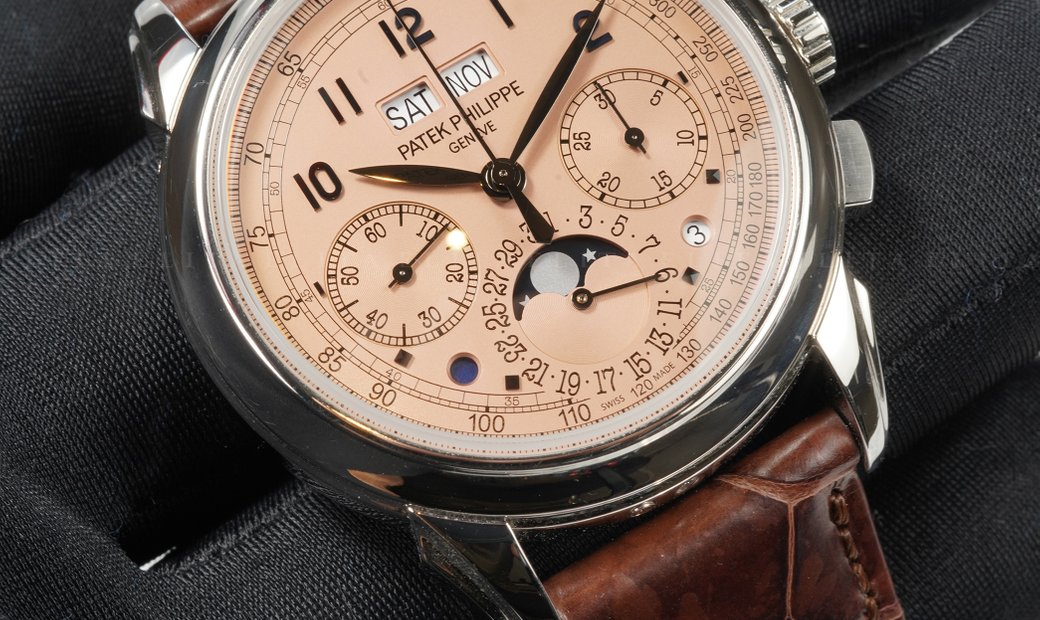 Patek Philippe Grand Complications 5270P-001