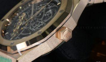 Audemars Piguet Royal Oak 15407OR.OO.1220OR.01 Double Balance wheel Openworked