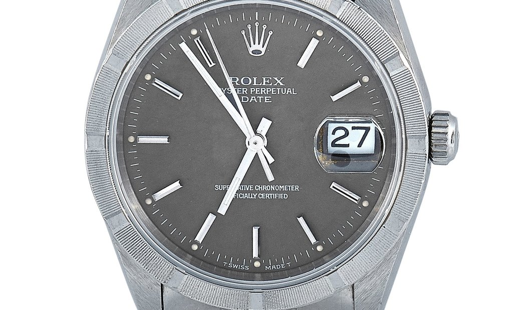 Rolex Rolex Oyster Perpetual Date Watch W785217