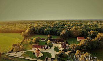 House in Auxerre, Bourgogne-Franche-Comté, France 1