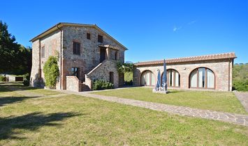 Farm Ranch in Monteleone d'Orvieto, Umbria, Italy 1