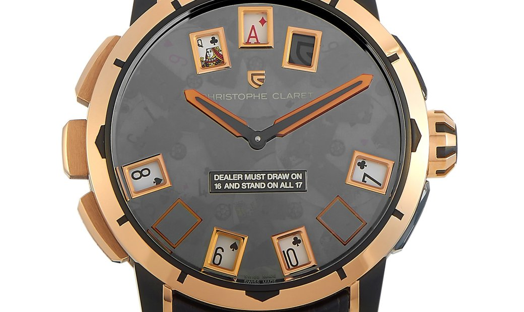 Christophe Claret  Christophe Claret Blackjack Watch MTR.BLJ08.032