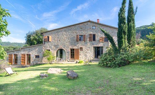 Farm Ranch in Casciana Terme, Toscana, Italy