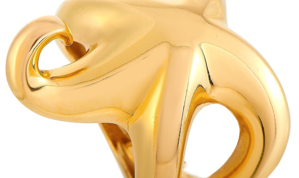 Boucheron Boucheron 18K Yellow Gold Ring