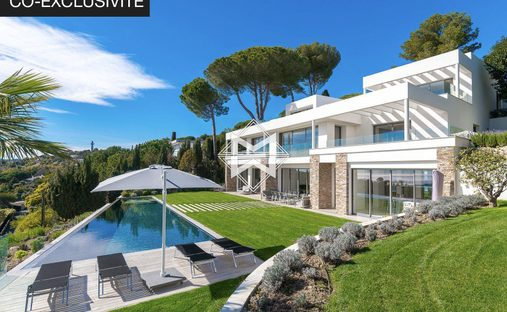 House in Cannes, Provence-Alpes-Côte d'Azur, France