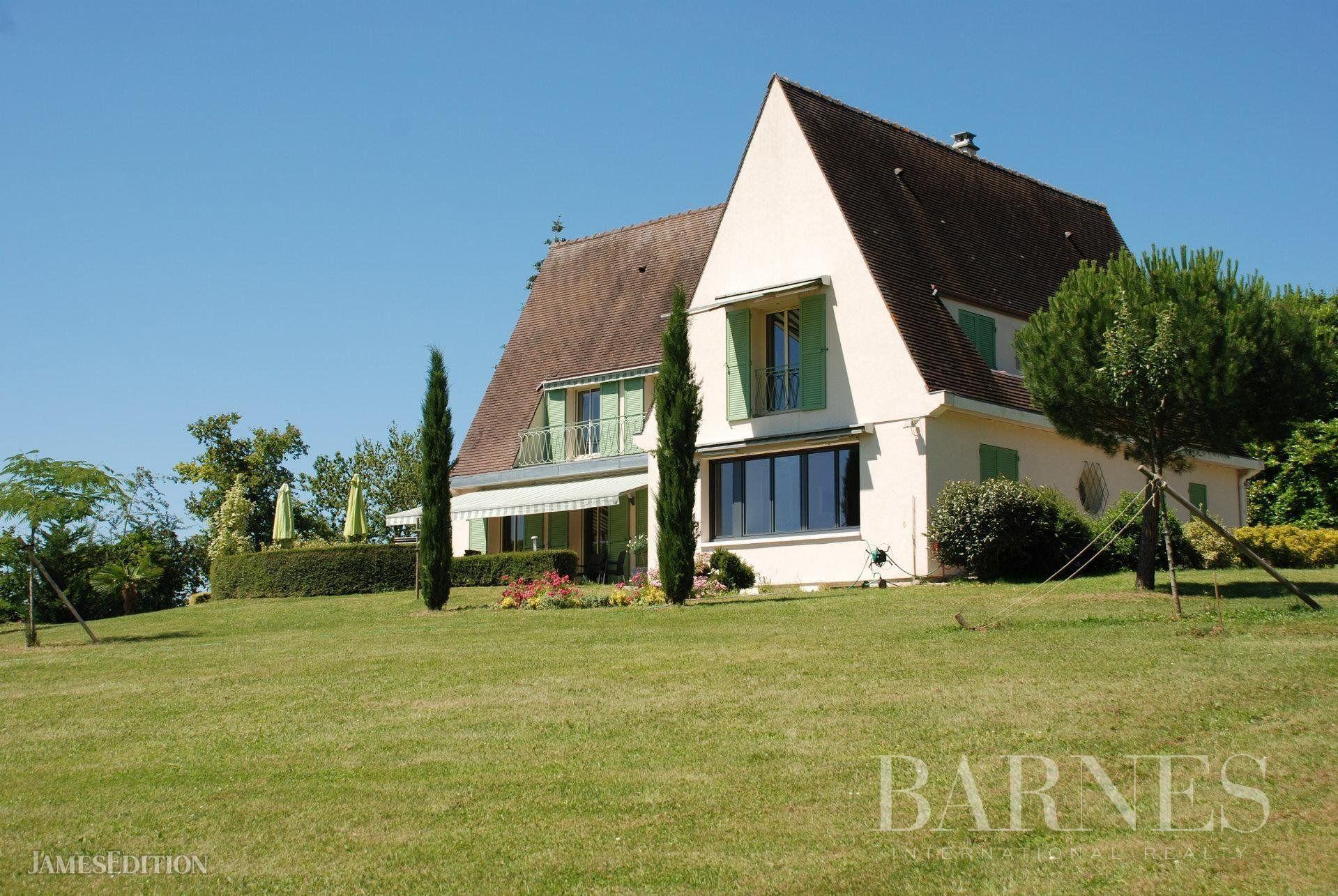 House in La Chapelle-Longueville, Normandy, France 1
