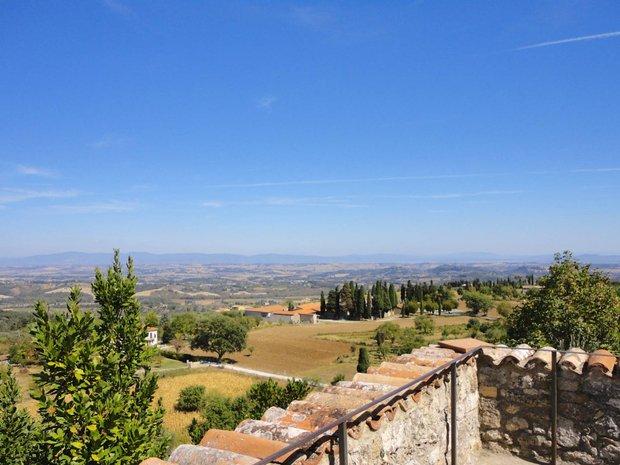 Farm Ranch in Sarteano, Tuscany, Italy 1