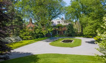 House in Locust Valley, New York, United States 1