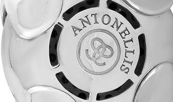 Antonellis Antonellis 18K White Gold and 2.53 ct Diamond Pendant