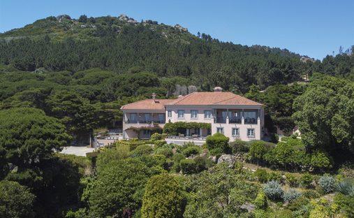 House in Cascais, Lisbon, Portugal
