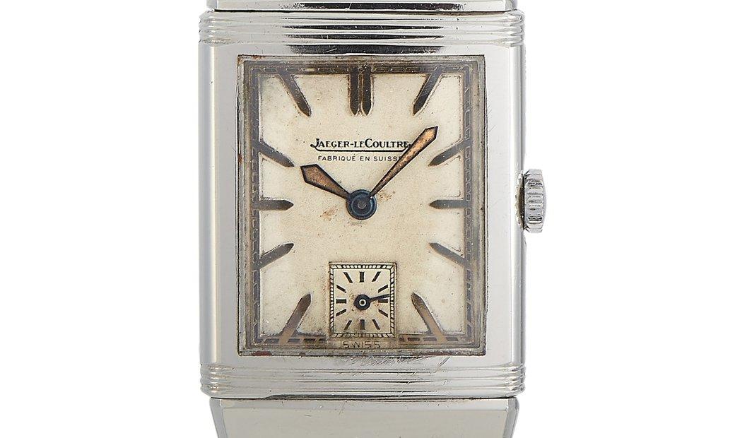 Jaeger-LeCoultre Jaeger-LeCoultre Vintage Reverso Watch Circa 1940