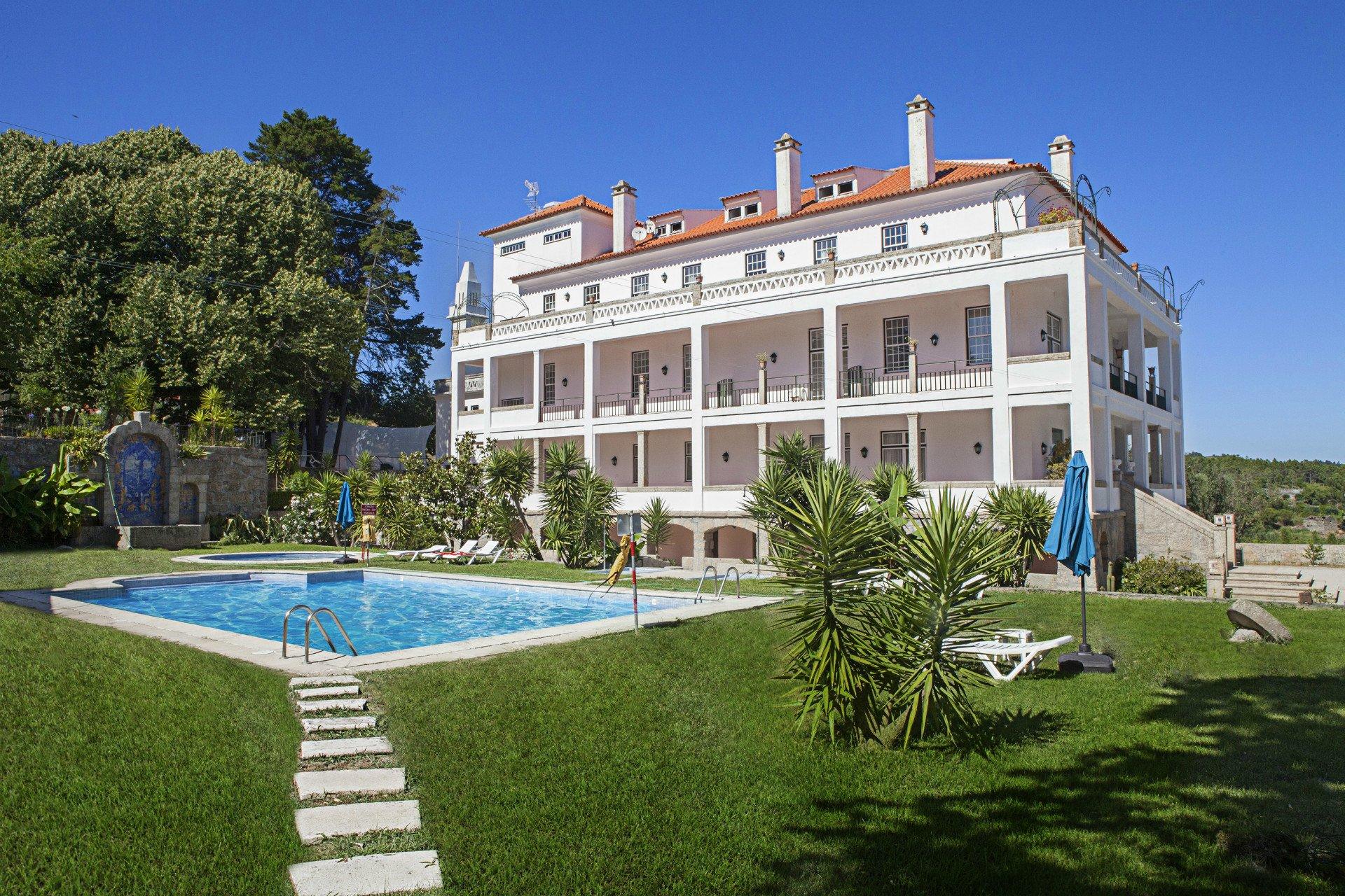 Farm Ranch in Abrunhosa-a-Velha, Viseu District, Portugal 1