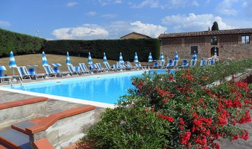 Farm Ranch in Montaione, Tuscany, Italy 1