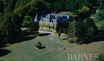 Castle in Missillac, Pays de la Loire, France 1