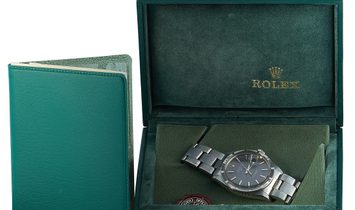 Rolex Rolex Vintage Oyster Perpetual Date Watch 1501